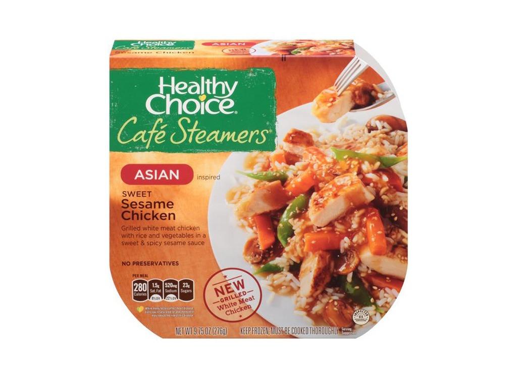 Healthy Choice Tv Dinners  Healthy Choice Tv Dinner Diet dutchposts