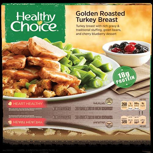 Healthy Choice Tv Dinners  Best Tv Dinner Diet newsvitaminws over blog