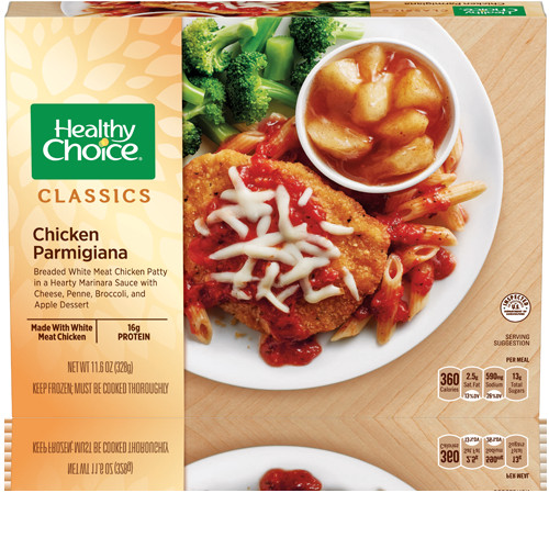 Healthy Choice Tv Dinners  Pineapple Chicken