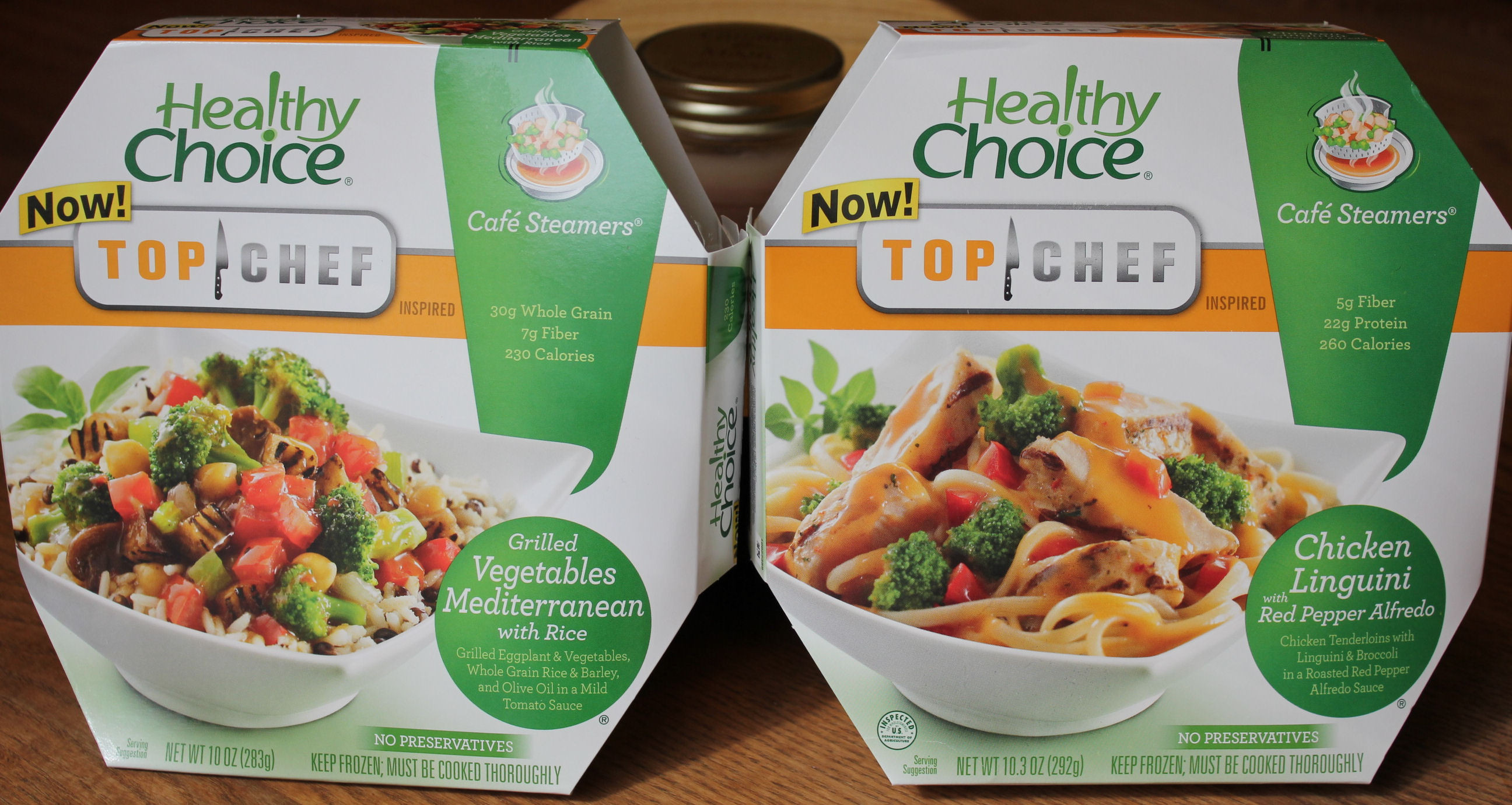 Healthy Choice Tv Dinners  Healthy Choice Entrees Inspired by Top Chef