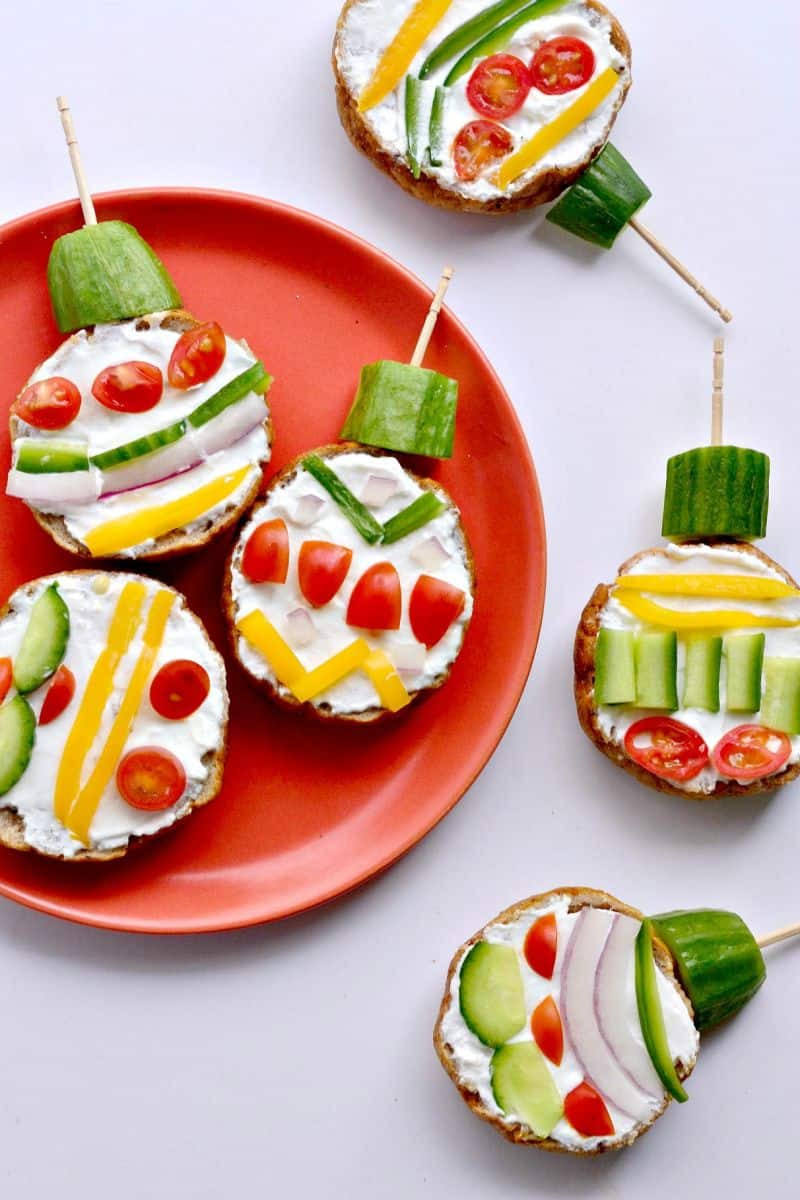 Healthy Christmas Party Snacks  13 CUTE AND HEALTHY CHRISTMAS SNACKS FOR KIDS