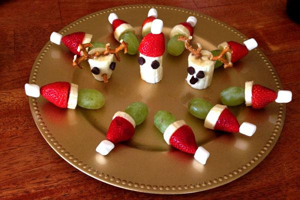 Healthy Christmas Party Snacks  Healthy Holiday Party Snacks for Kids