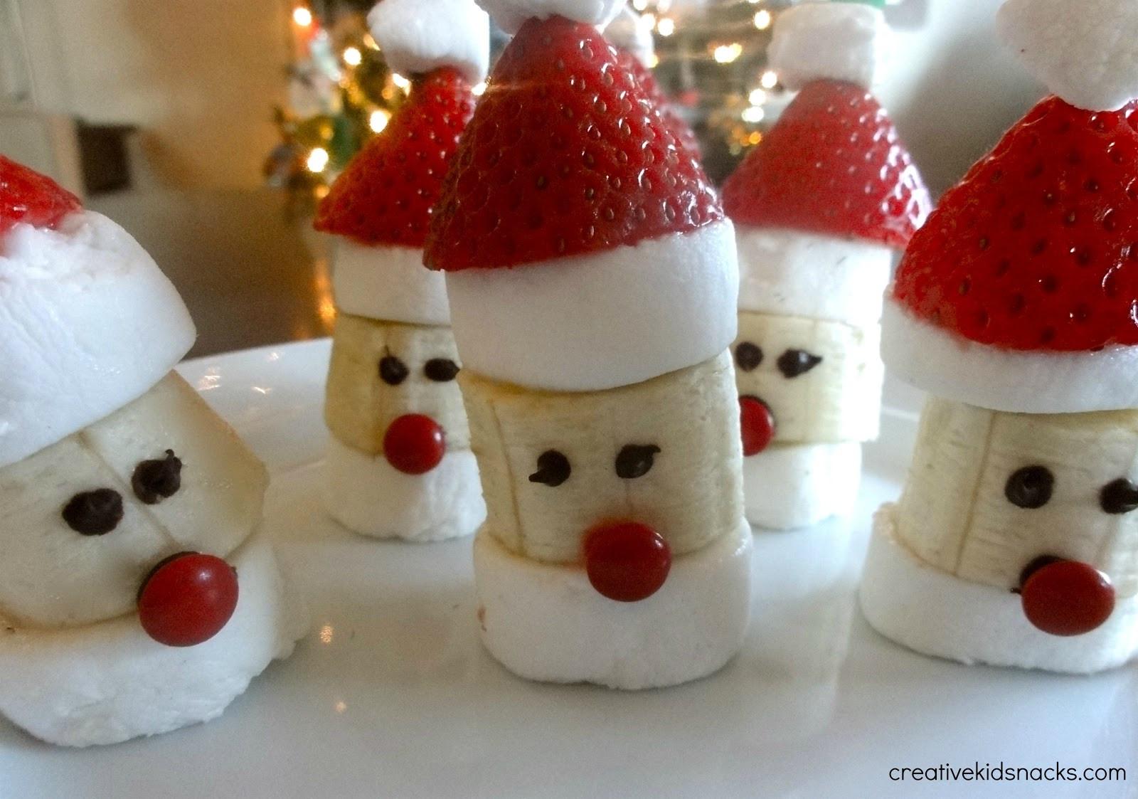 Healthy Christmas Snacks  Creative Kid Snacks