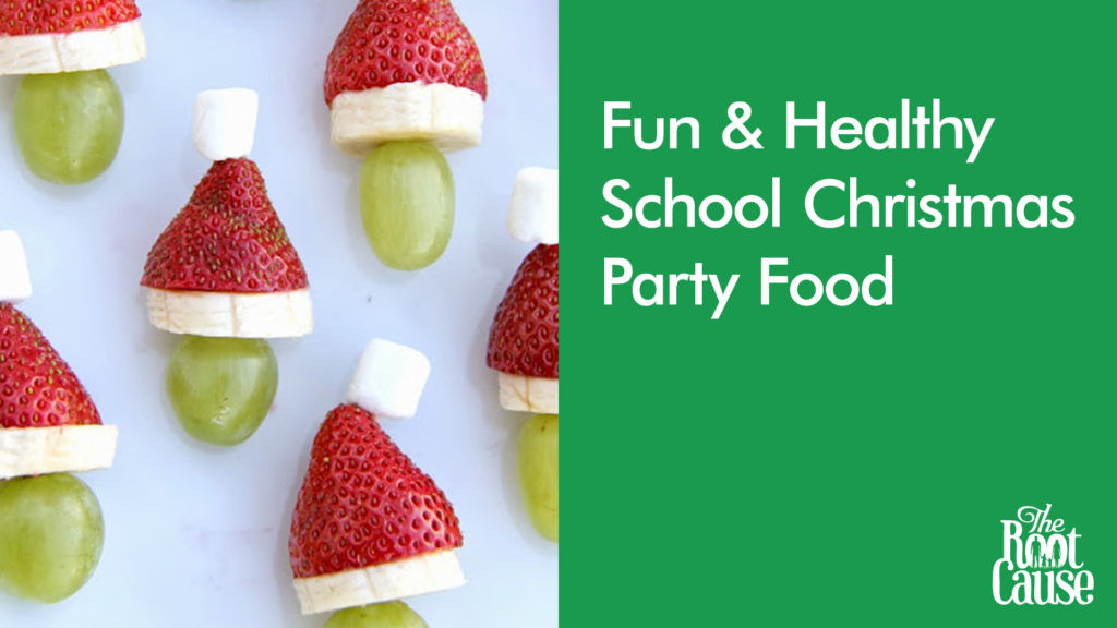 Healthy Christmas Snacks For School Parties  Fun Healthy Food for School Christmas Parties The Root Cause