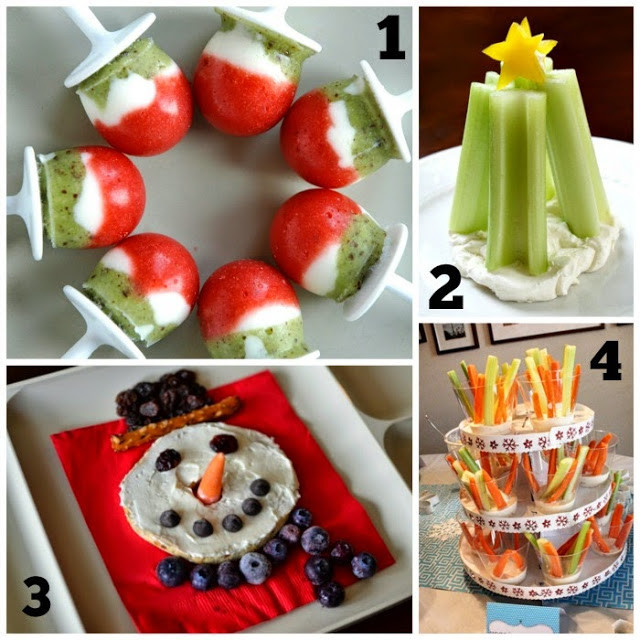 Healthy Christmas Snacks For School Parties  25 Healthy Holiday Snacks