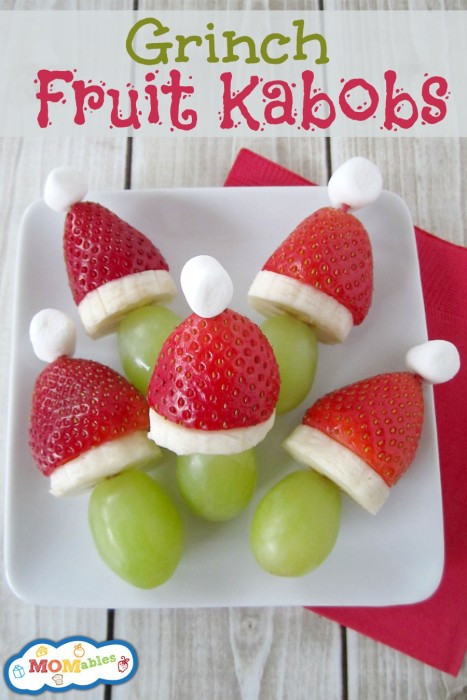 Healthy Christmas Snacks  10 Healthy Holiday Treats for the Classroom MOMables