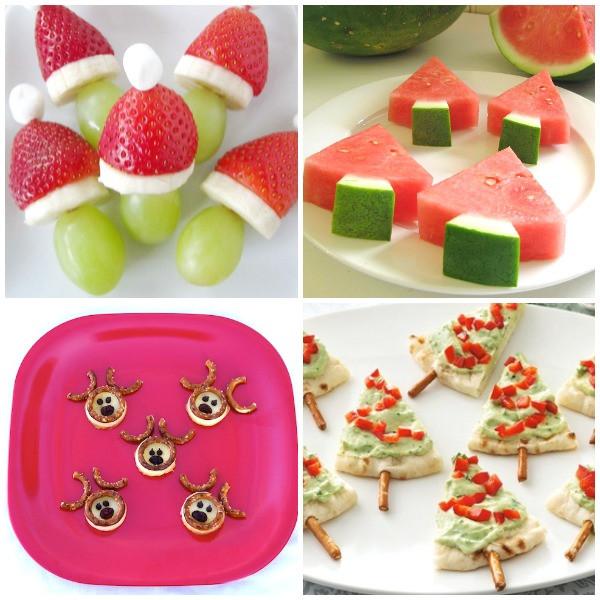 Healthy Christmas Snacks  25 Healthy Christmas Snacks Fantastic Fun & Learning
