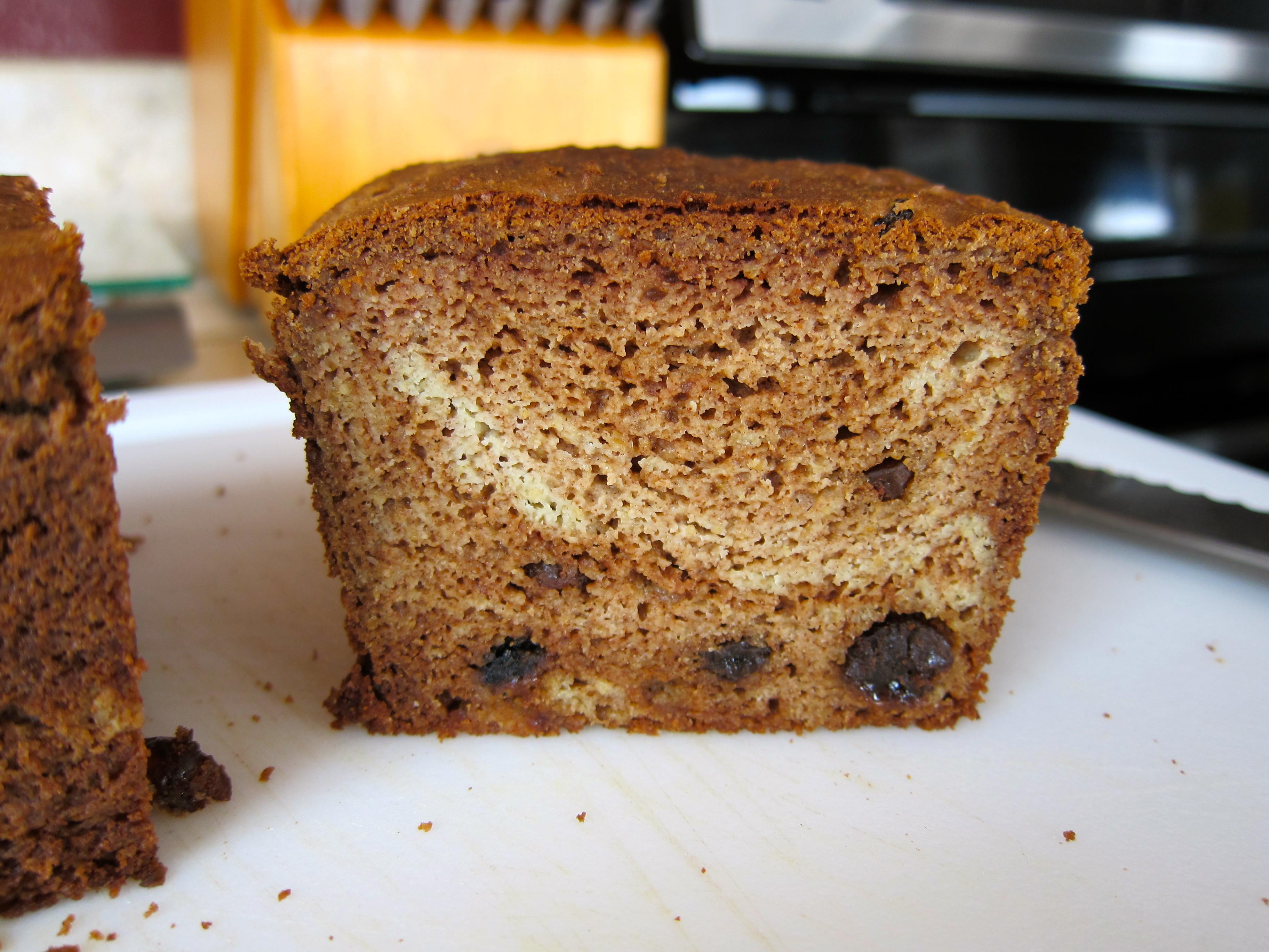 Healthy Cinnamon Bread  Cinnamon Swirl Raisin Bread – Simply Living Healthy