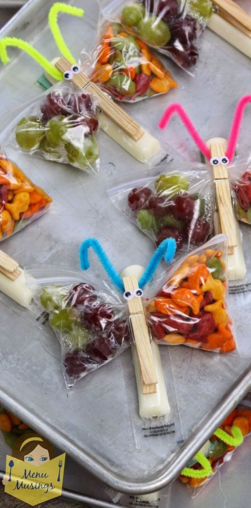 Healthy Class Snacks  25 Fun and Healthy Snacks for Kids Double the Batch