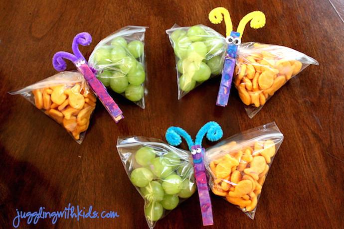 Healthy Class Snacks  9 healthy school birthday treats your kids will actually like