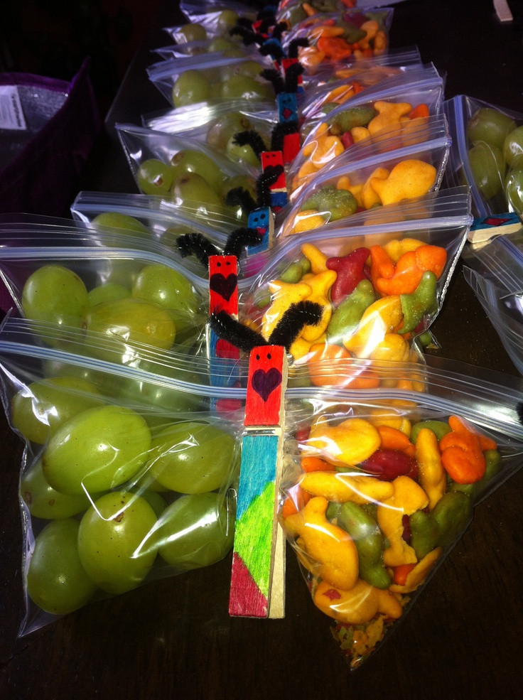 Healthy Class Snacks  17 Best images about Kindergarten Snack Ideas on Pinterest