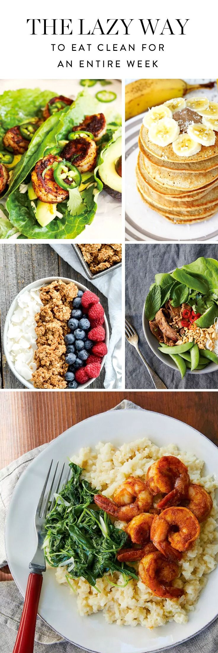 Healthy Clean Dinners  Best 25 Clean eating ideas on Pinterest