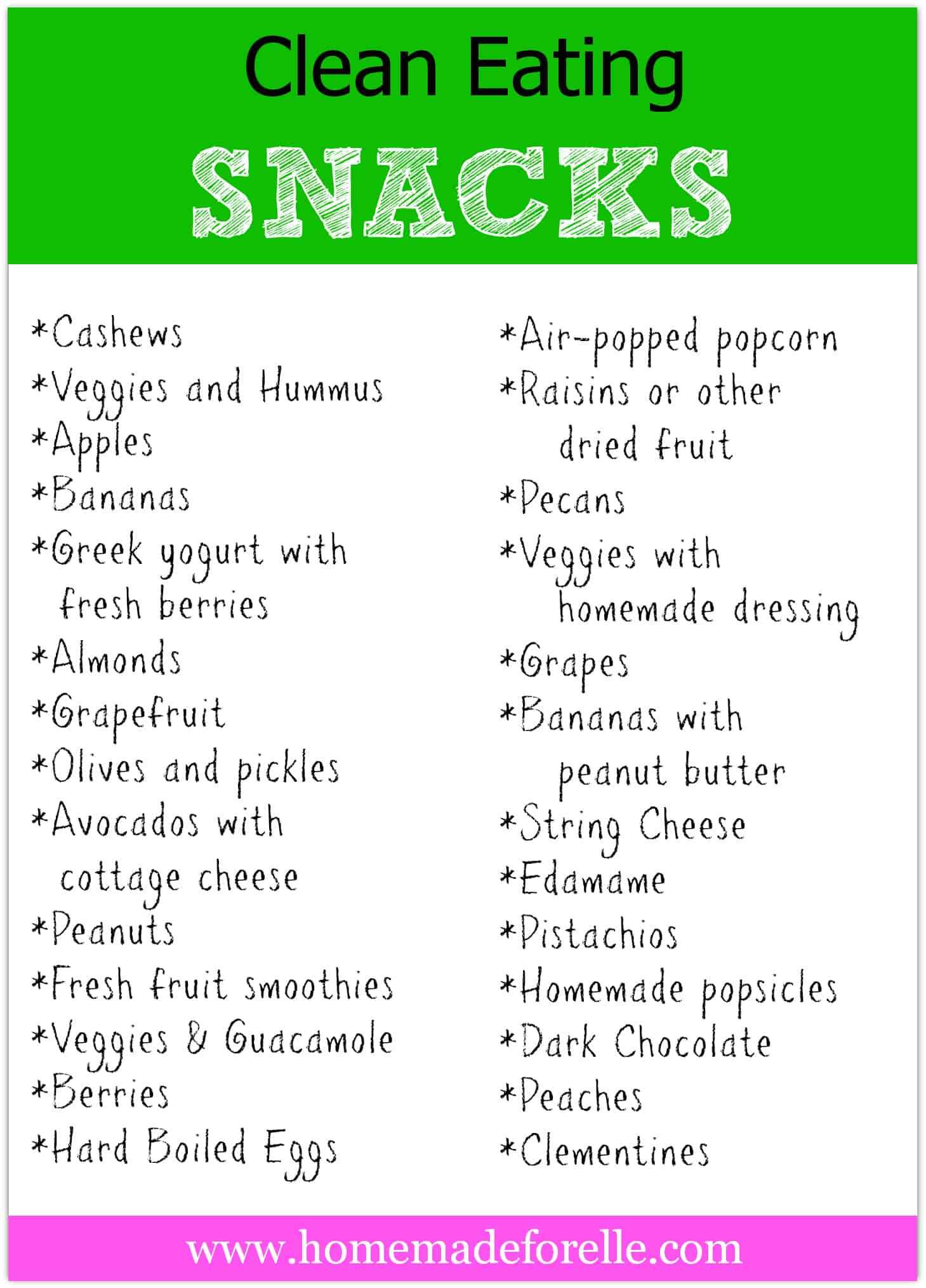 Healthy Clean Eating Snacks  Bsn nutrition wiki liquid t weight loss fast clean