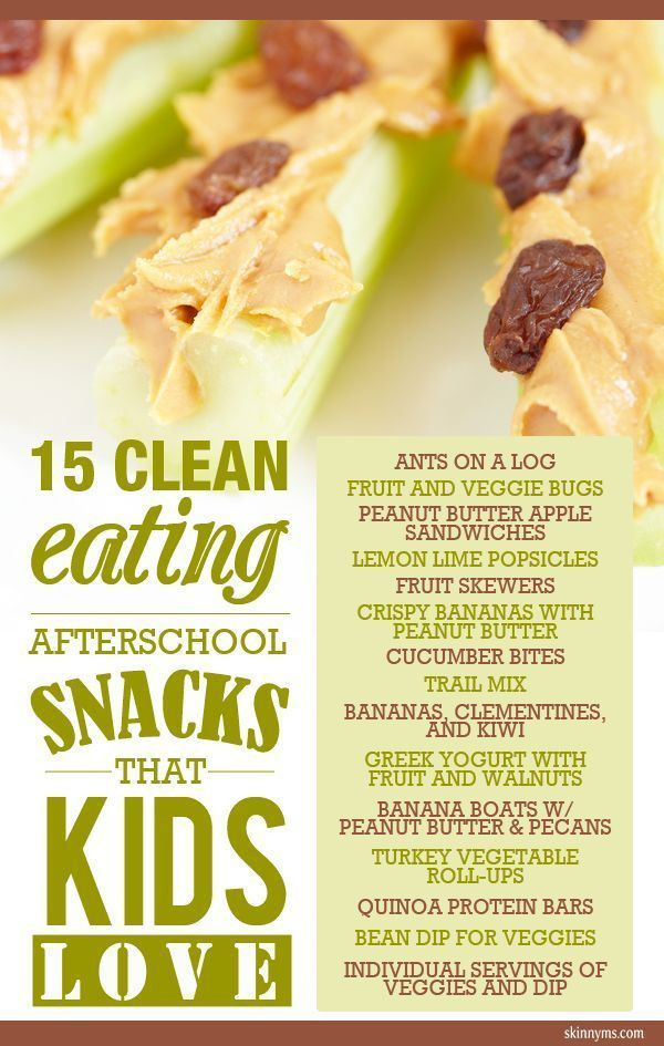 Healthy Clean Snacks  1000 images about Healthy Snacks For Kids on Pinterest