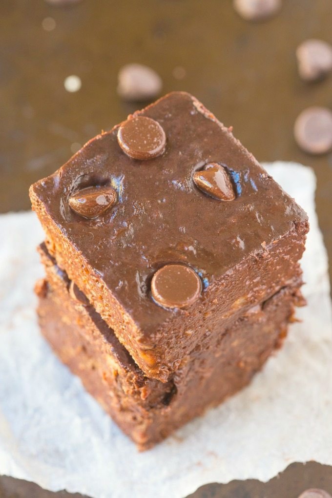 Healthy Cocoa Powder Recipes  Healthy 2 Ingre nt Flourless Brownies