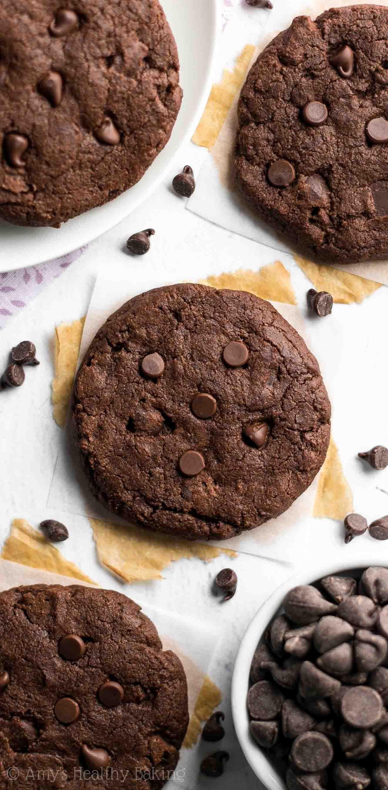 Healthy Cocoa Powder Recipes  healthy chocolate cookies cocoa powder