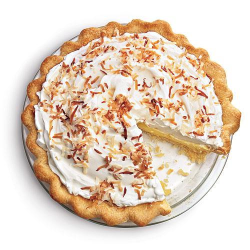 Healthy Coconut Cream Pie  Coconut Cream Pie Our Best Healthy Pie Recipes Cooking