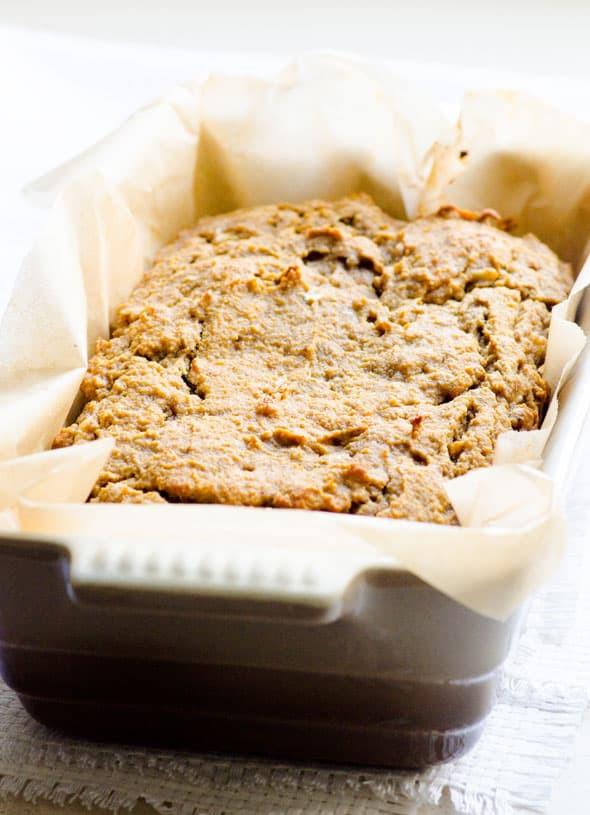 Healthy Coconut Flour Recipes  Banana Coconut Flour Bread with Peanut Butter iFOODreal