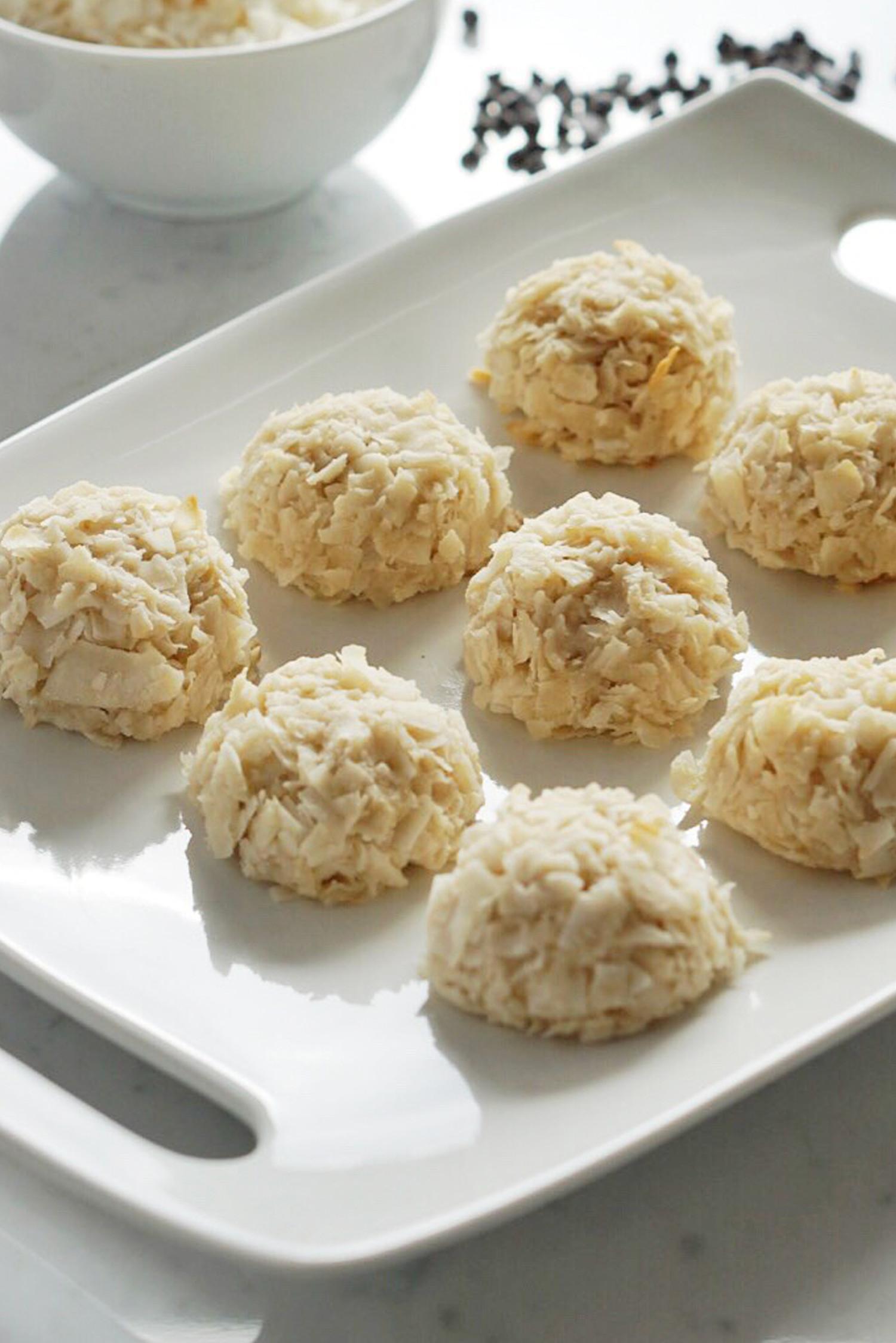 Healthy Coconut Macaroons Recipe  This Healthy Gluten Free Coconut Macaroons Recipe Is ly