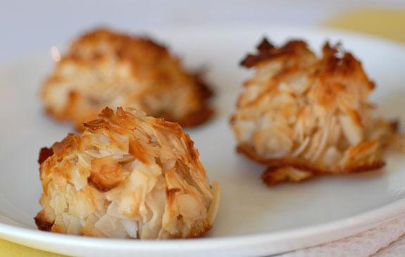 Healthy Coconut Macaroons Recipe  Paleo Coconut Macaroons Recipe