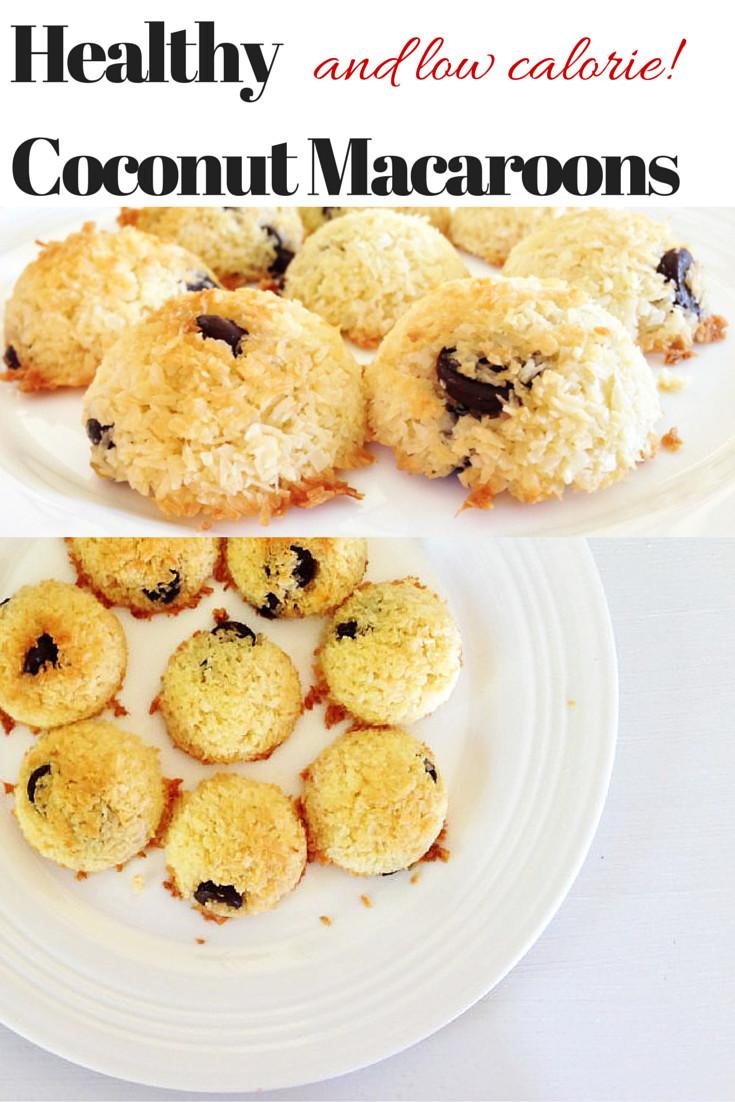 Healthy Coconut Macaroons Recipe  Healthy Coconut Macaroon Recipe