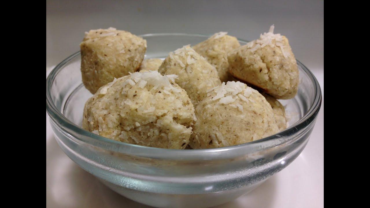 Healthy Coconut Macaroons Recipe  Protein Coconut Macaroons Recipe HASfit Healthy