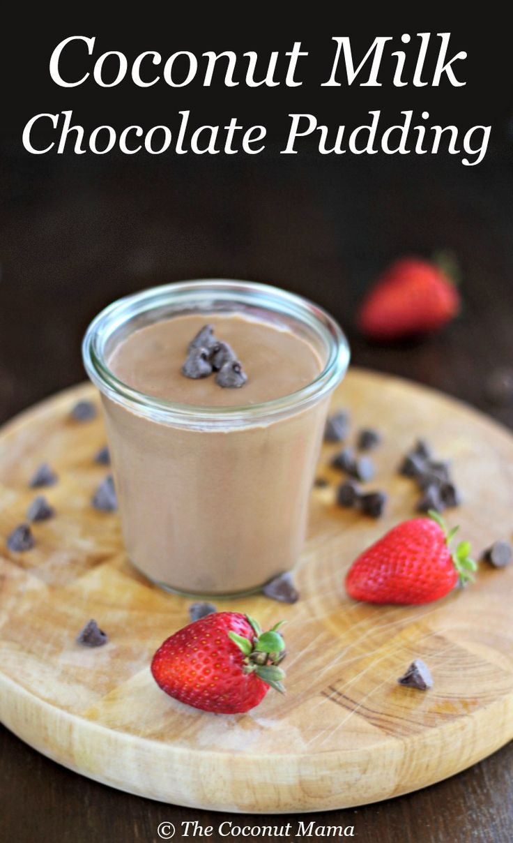 Healthy Coconut Milk Recipes  17 Best images about Desserts Yummies I can t wait to make