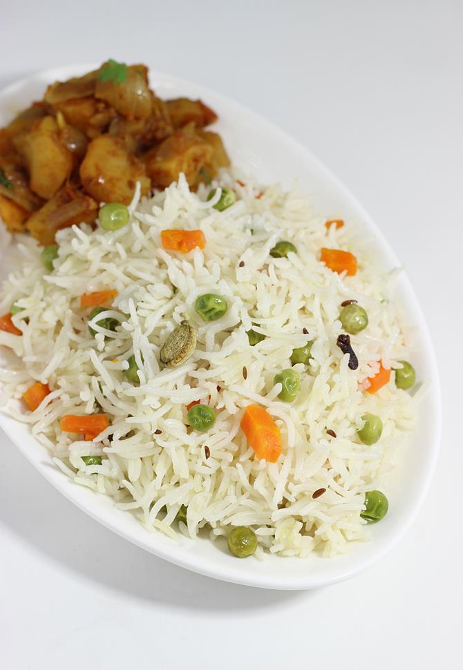 Healthy Coconut Milk Recipes  Coconut milk rice