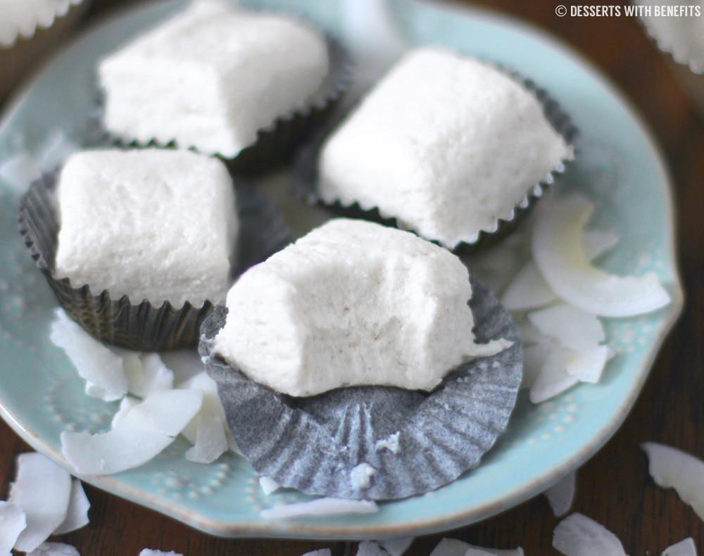 Healthy Coconut Milk Recipes  Super Easy Coconut Fudge Recipe