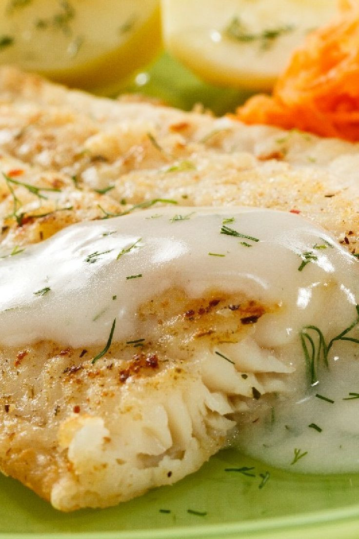 Healthy Cod Fish Recipes  Pacific Cod with Garlic Sauce The Best Seafood Recipes