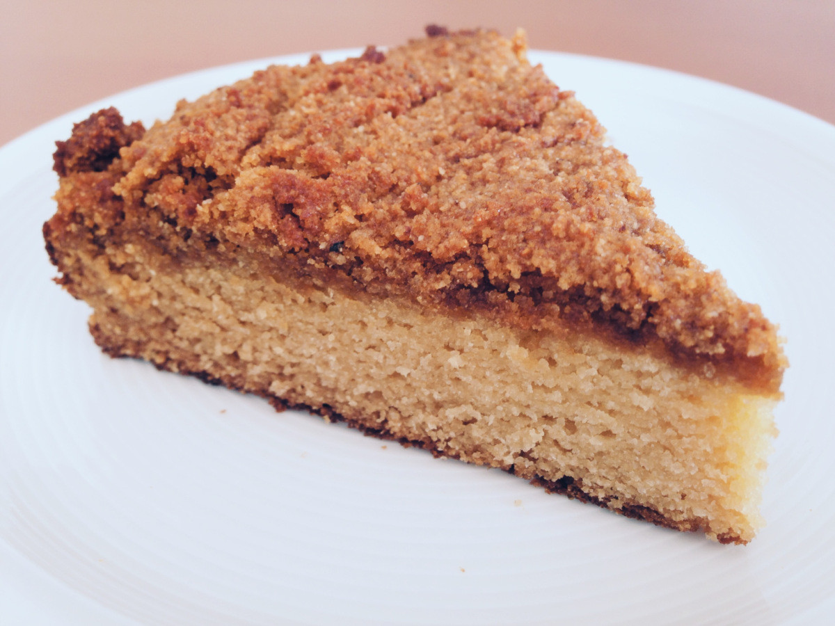 Healthy Coffee Cake  Healthy coffee cake