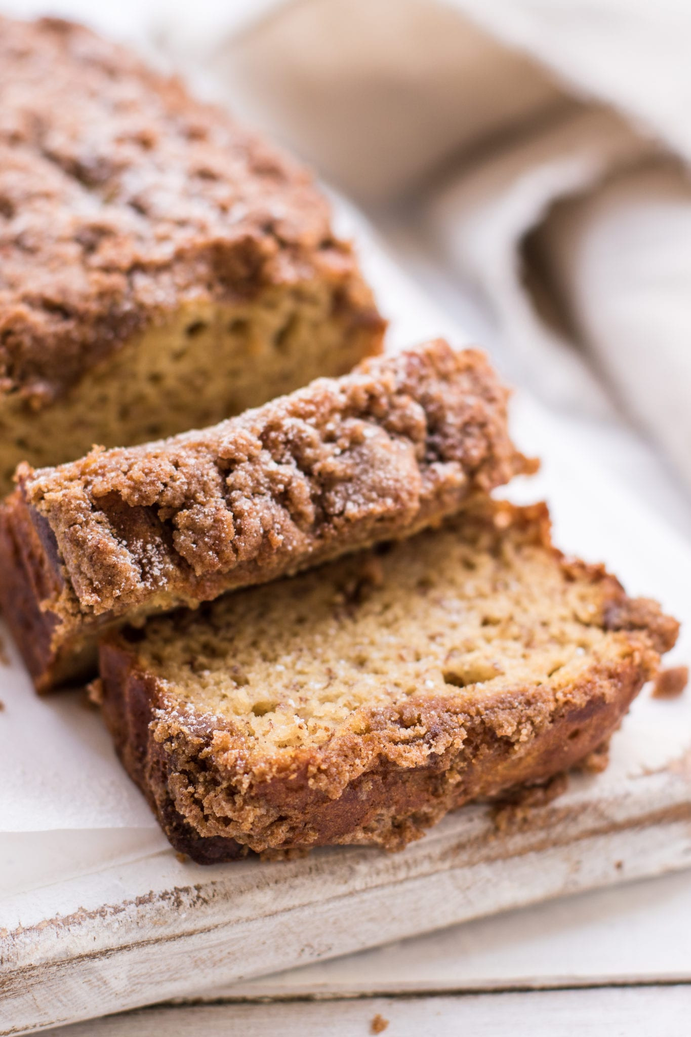 Healthy Coffee Cake  Healthy Coffee Cake Banana Bread — Peanut Butter Plus