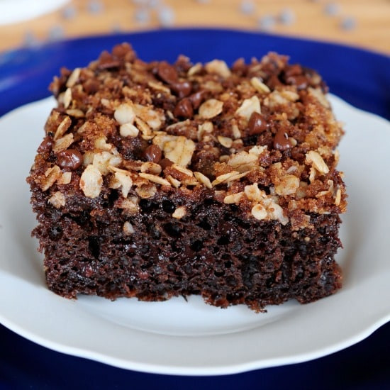 Healthy Coffee Cake  Chocolate Coffee Cake Back for Seconds