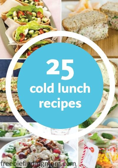Healthy Cold Lunches  17 Best ideas about Healthy Cold Lunches on Pinterest