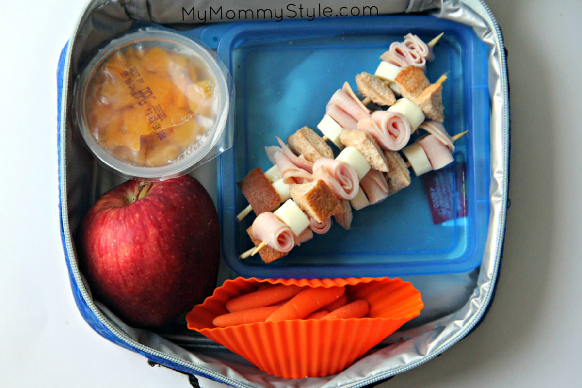 Healthy Cold Lunches  Healthy Lunch Box ideas