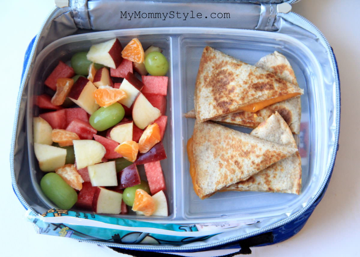 Healthy Cold Lunches  Healthy Lunch Box ideas week 2 My Mommy Style