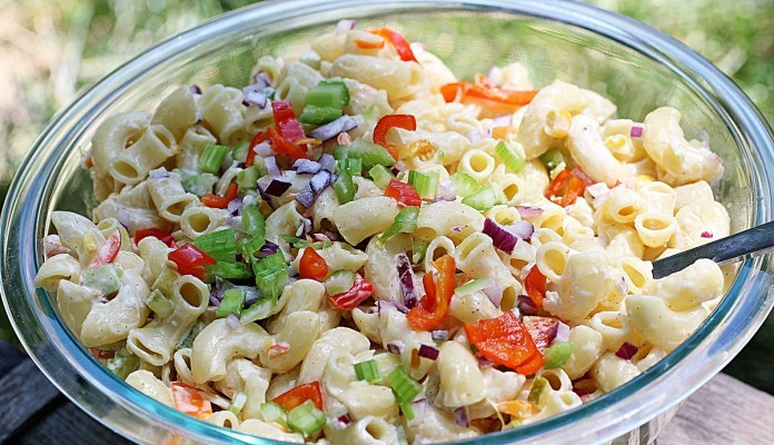Healthy Cold Salads  Healthy Cold Macaroni Salad Lower Lonsdale
