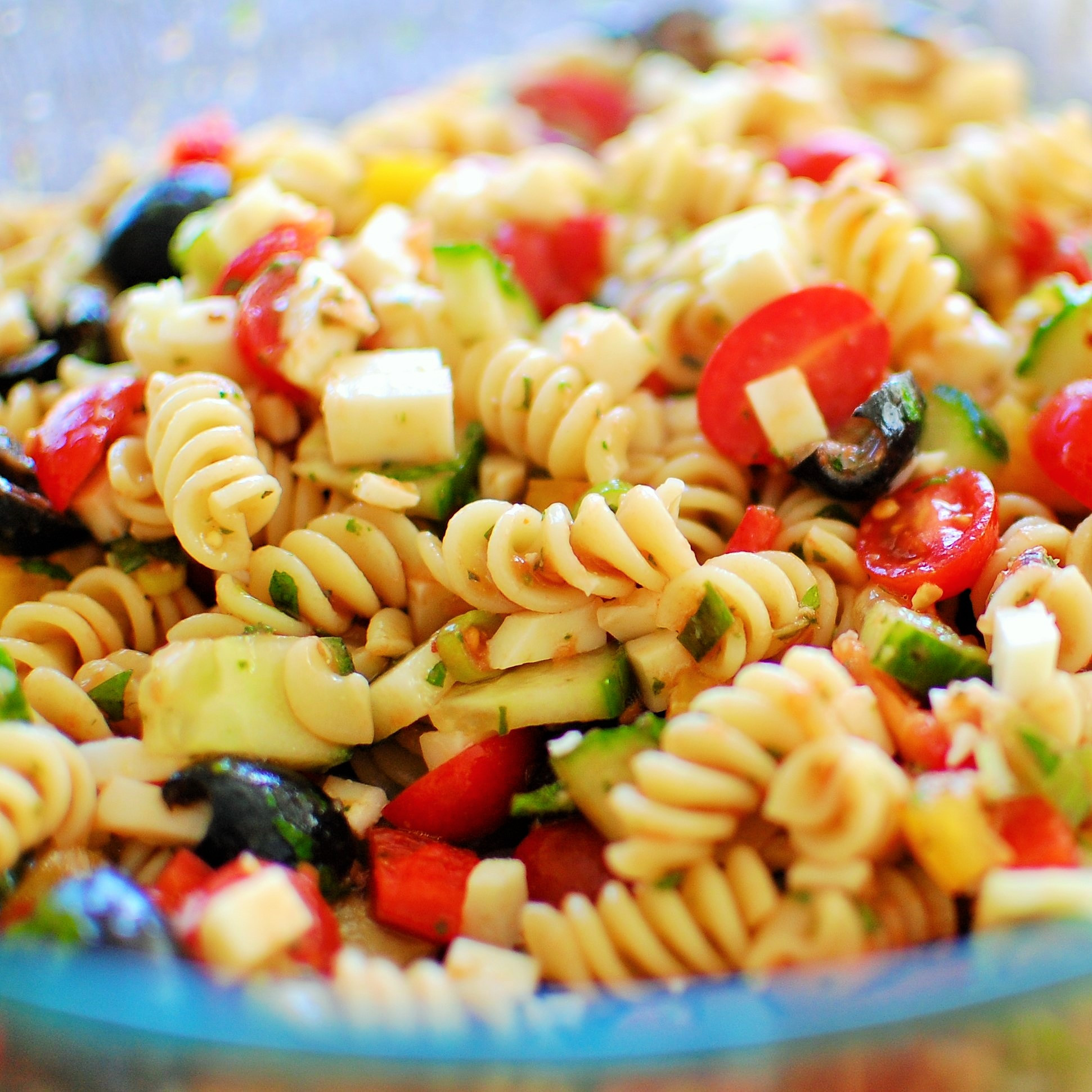Healthy Cold Salads  Cold Pasta Salad