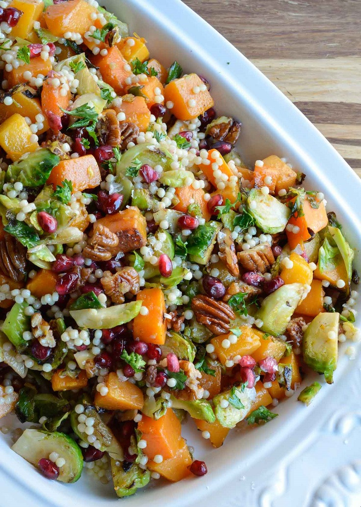 Healthy Cold Salads  Top 10 Delicious Christmas Dinner Recipes for Vegans Top