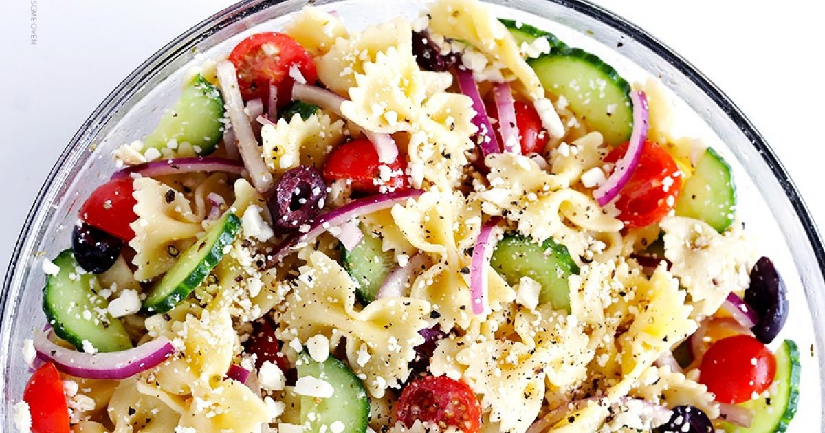 Healthy Cold Salads  Healthy Pasta Salad Recipes for Spring and Summer