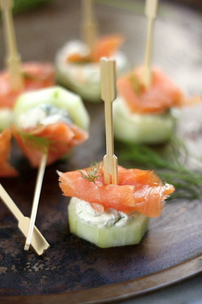 Healthy Cold Snacks  25 best ideas about Party Appetizers on Pinterest