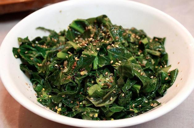 Healthy Collard Greens Recipe  Healthy Collard Greens – Natural thyroid and hormone treatment
