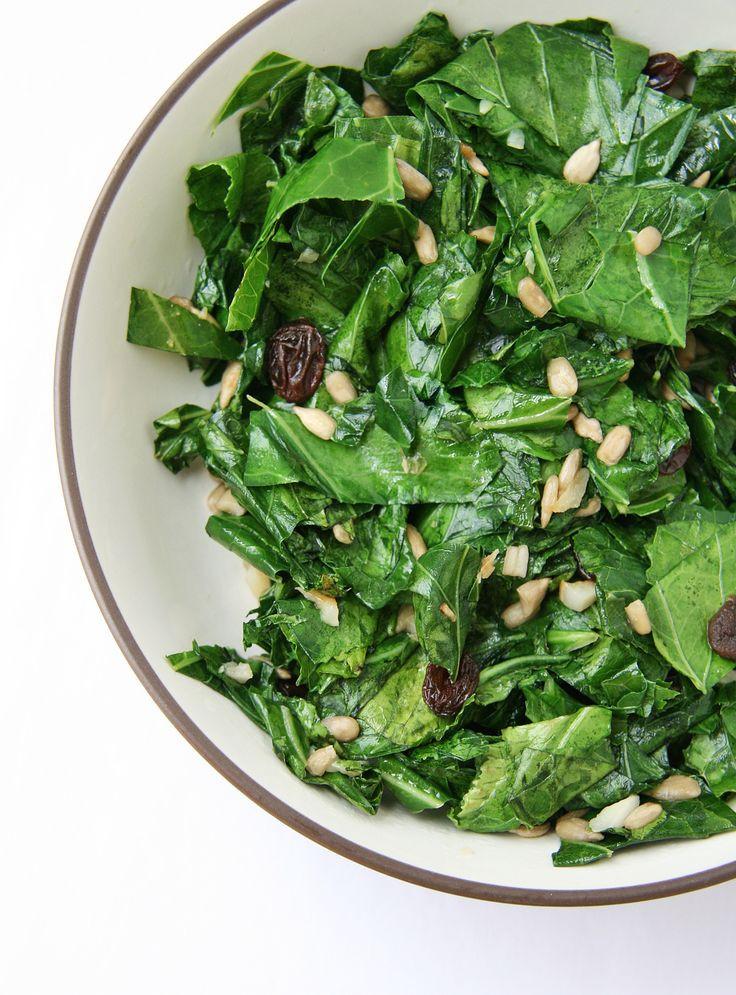 Healthy Collard Greens Recipe  73 best Collard Greens Recipes images on Pinterest