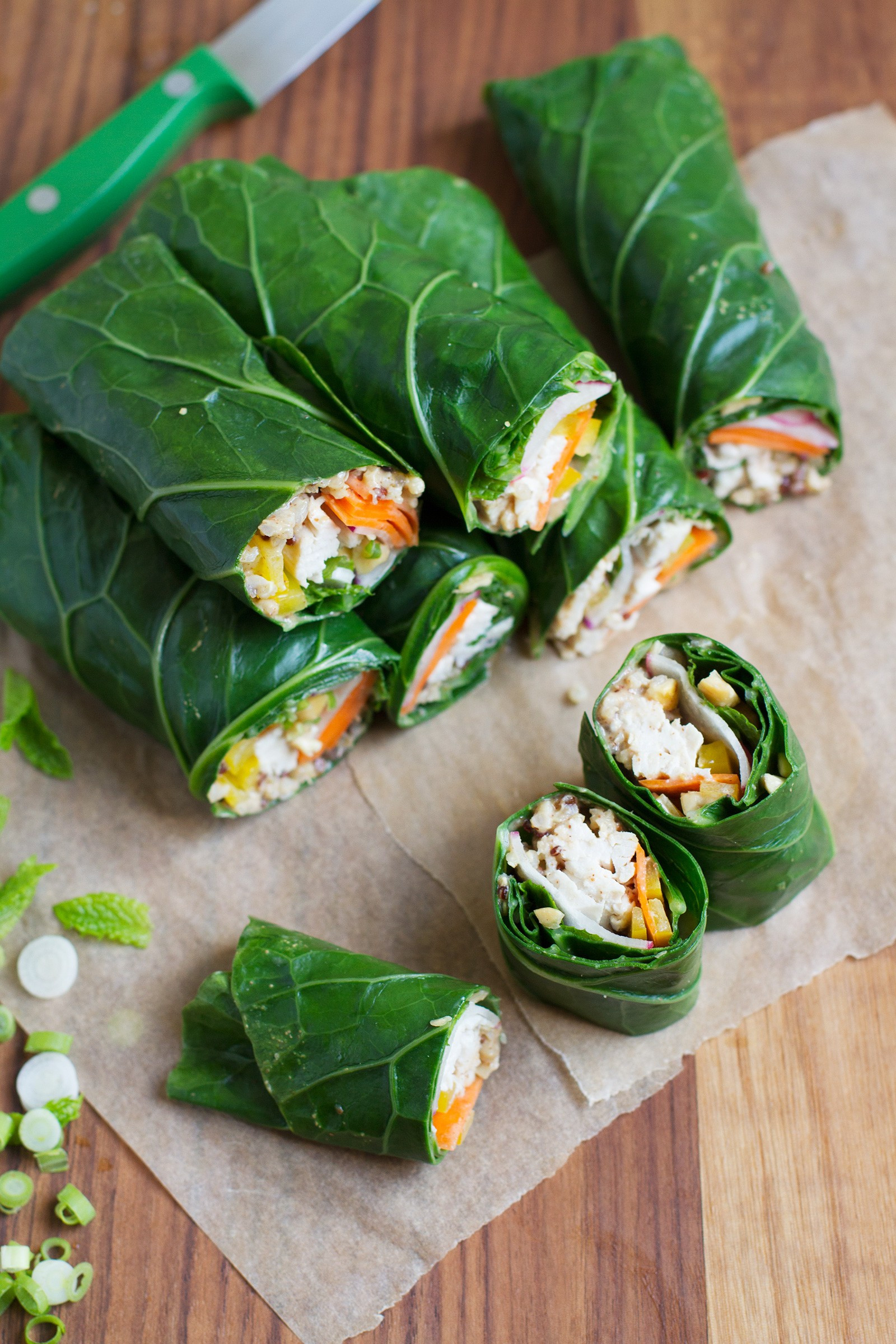Healthy Collard Greens Recipe  Pack For The Plane 10 Healthy Recipes to Make Ahead for