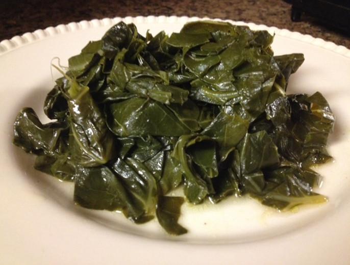 Healthy Collard Greens Recipe  Healthy Collard Greens Recipe