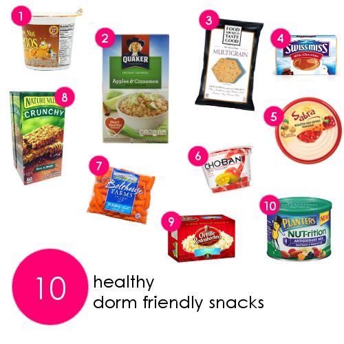 Healthy College Snacks For The Dorm  69 best Dorm Friendly Healthy Snacks images on Pinterest
