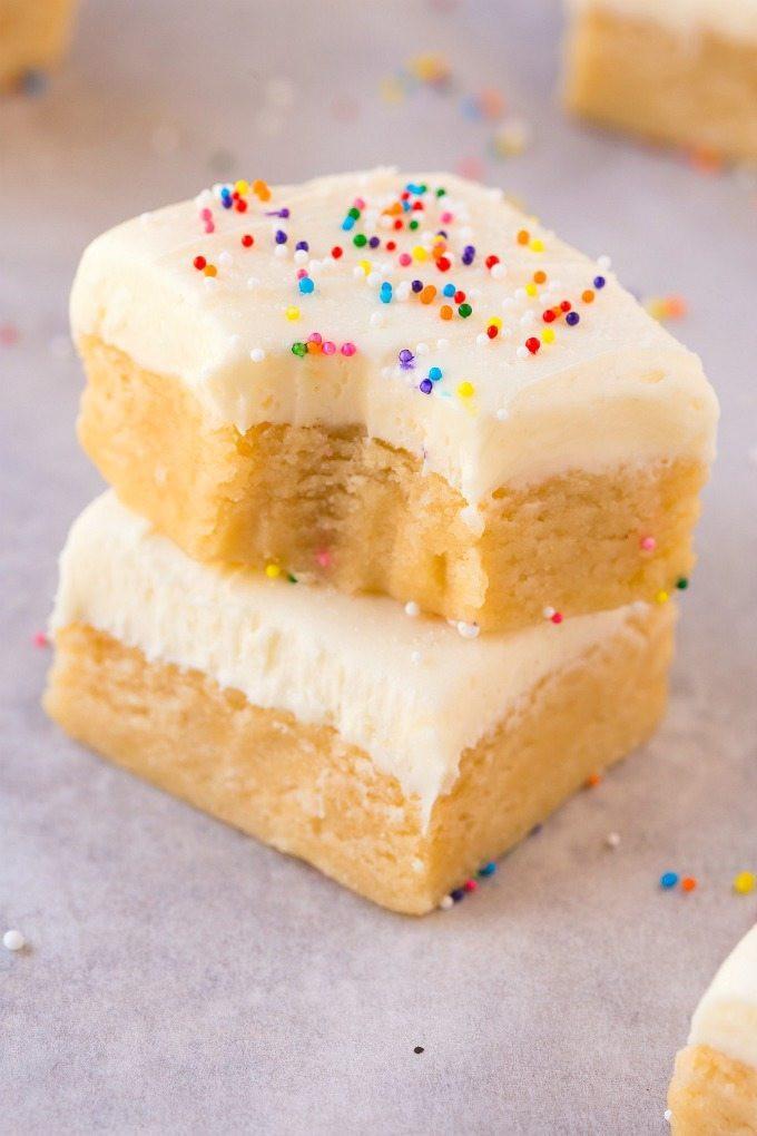 Healthy Cookies No Sugar  Healthy No Bake Sugar Cookie Bars Paleo Vegan Gluten Free