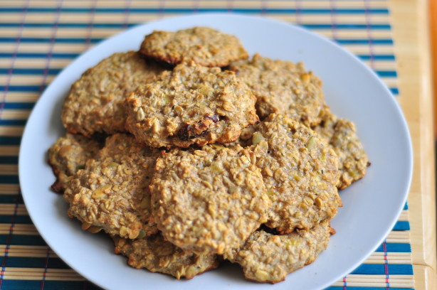 Healthy Cookies No Sugar  Ridiculously Healthy Banana Oatmeal Cookies Recipe Food