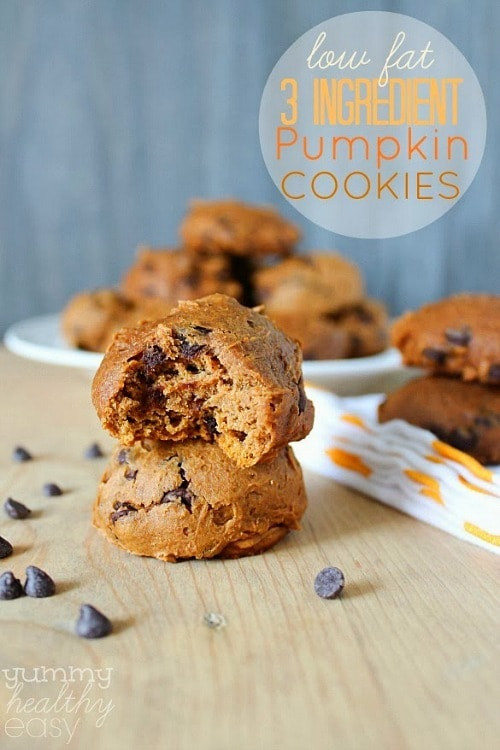Healthy Cookies Recipe Low Calorie  Healthy Weekly Meal Plan 12 Yummy Healthy Easy