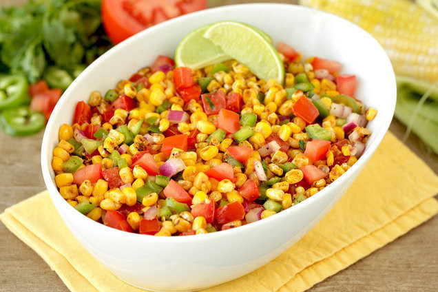 Healthy Corn Side Dishes  7 Summer Side Dishes Under 125 Calories